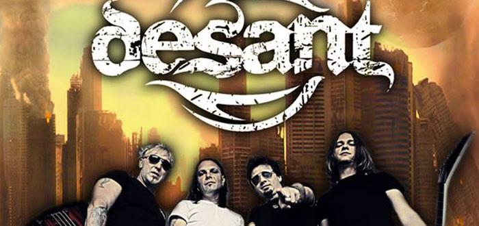 """Concert DESANT si lansarea de albumului """"Vulpea Desertului"""", in Phoenix"""