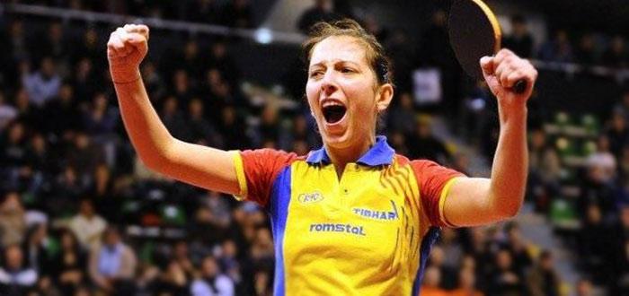Constanteanca ELIZA SAMARA: aur si argint la Campionatul European