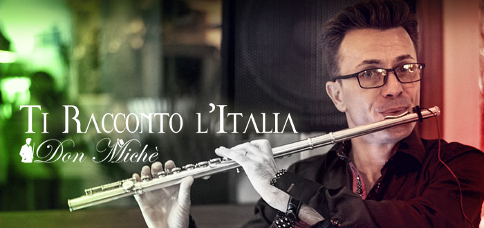 """""""Ti Racconto l'Italia"""", concert de exceptie cu Don Miche"""