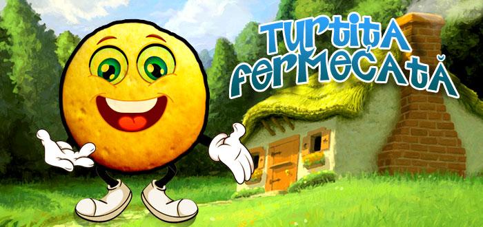 """Teatru pentru copii, """"Turtita Fermecata"""", la Forte Life"""