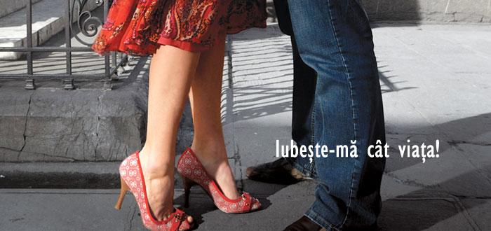 "Comedia romantica ""IUBESTE-MA CAT VIATA"", la Harlequin"