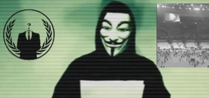 "Anonymous. Mesaj transmis catre Statul Islamic: ""Va vom gasi. Razboiul a fost anuntat!"""