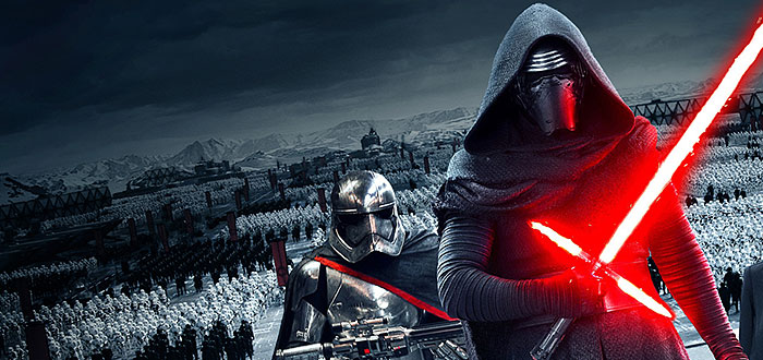 STAR WARS: Episode VII, in 4DX la Cinema City din City Park Mall!