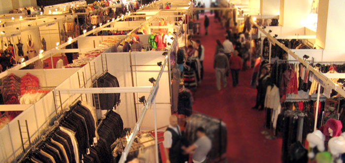 Targul de imbracaminte TINIMTEX revine la Constanta in Pavilionul Expozitional