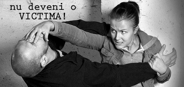 Curs tehnici de AUTOAPARARE pentru FEMEI. Invata sa nu devii o victima!