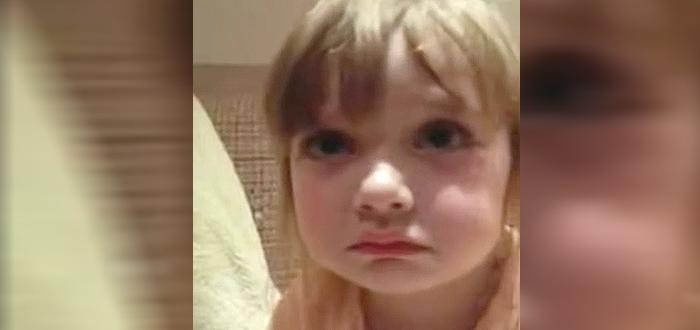 """""""Tu copilului ai stricat viata!"""". O fetita a devenit VIRALA dupa ce si-a """"certat"""" tatal. VIDEO"""