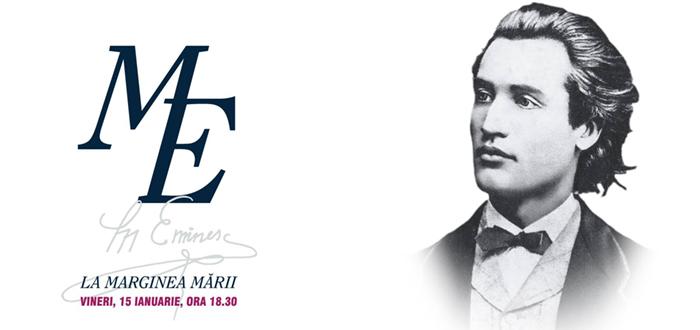 """""""La marginea marii"""". Spectacol inedit dedicat lui Mihai Eminescu, la TNOB"""