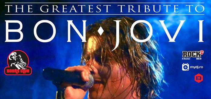 """Concert tribut """"Bon JOVI"""" cu trupa New Jersey, la Doors Club!"""