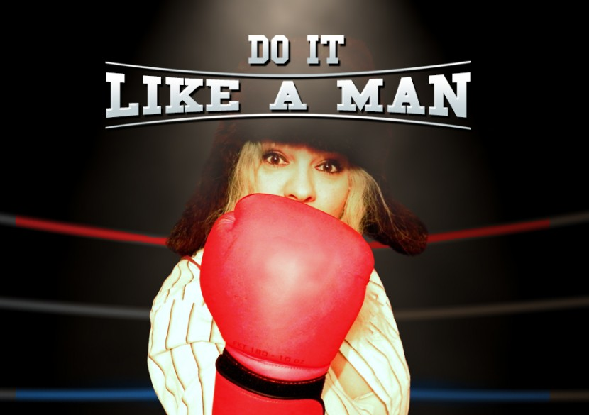DO IT LIKE A MAN, un one-woman show cu Madalina Petrencu