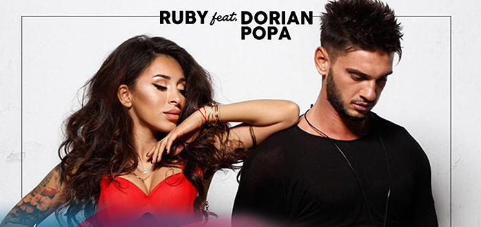 Concert RUBY si DORIAN POPA, de Valentine's Day la Maritimo