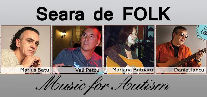 Concert caritabil. DANIEL IANCU, MARIUS BATU, VALI PETCU si MARIANA BUTNARU