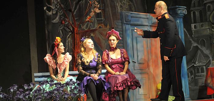 Spectacolele lunii FEBRUARIE la Teatrul de Stat Constanta