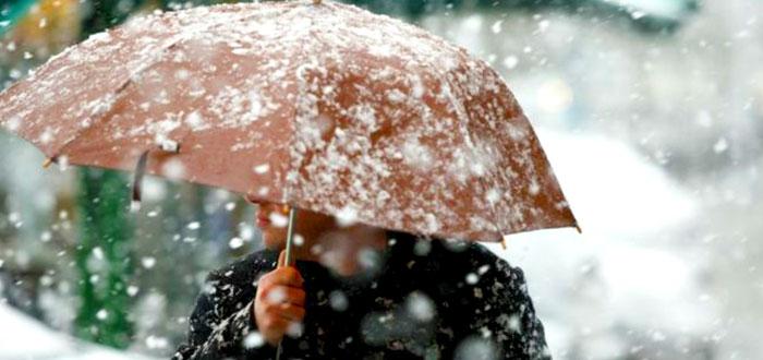 Meteorologii au anunţat prima ninsoare la Constanţa