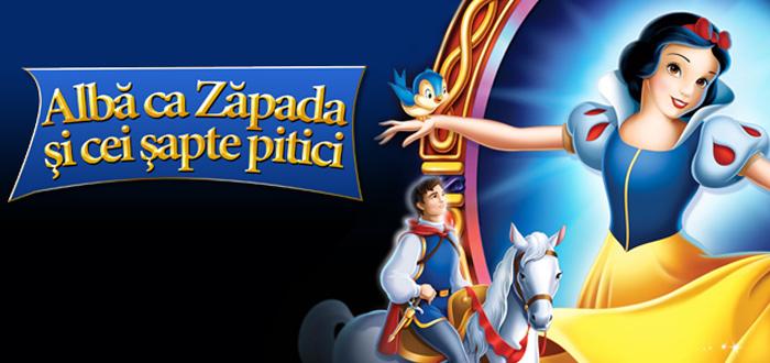 ALBA CA ZAPADA si cei 7 PITICI. Spectacol pentru copii la Forte Life
