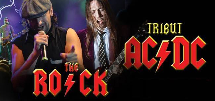 Super-concert tribut AC/DC, pe scena Doors, cu The R.O.C.K