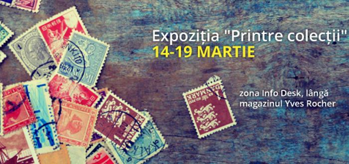 """Expozitia """"PRINTRE COLECTII"""", la Maritimo. Vino sa vezi ce n-ai vazut!"""