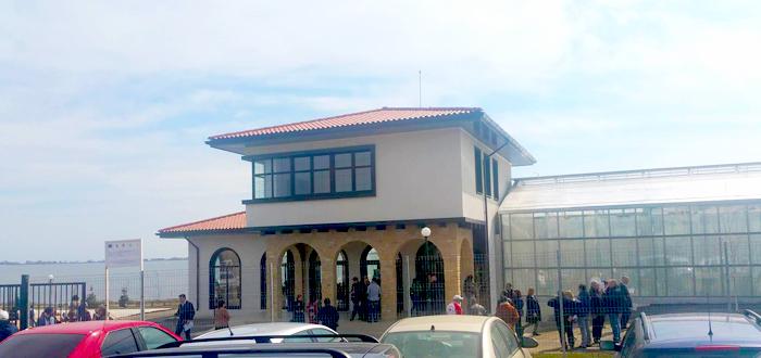 Prima gradina botanica din judetul Constanta, inaugurata la Techirghiol