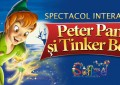 PETER PAN si TINKER BELL, spectacol pentru copii, cu Trupa Sufletel