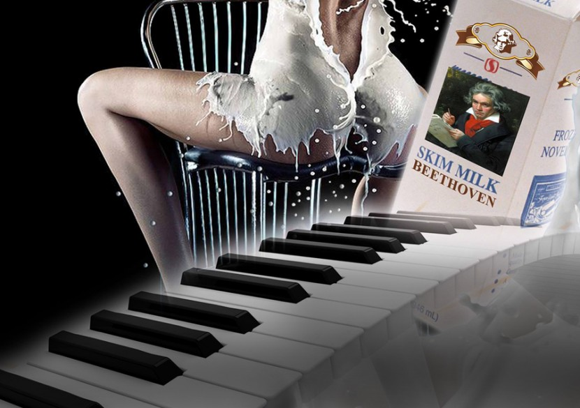 "PREMIERA. Super-comedia ""Sex & milk & Beethoven"""