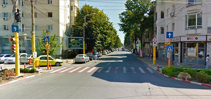 Primaria vrea sa inchida Bulevardul Tomis! Va fi liber pentru pietoni si biciclisti in weekend