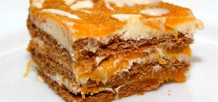"""""""Mangonita"""", o prajitura delicioasa, gata in 10 minute!"""