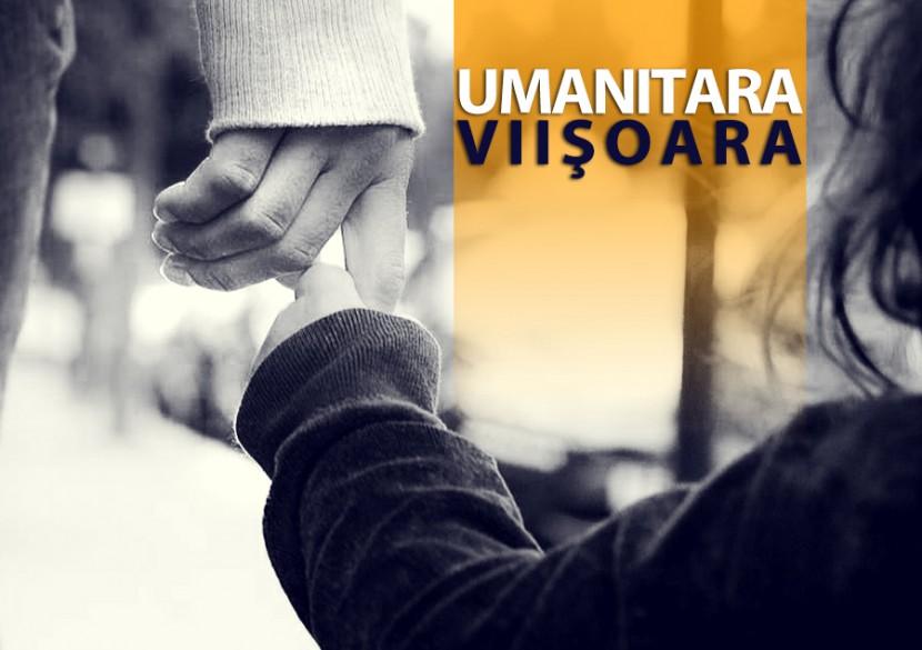 UMANITARA VIISOARA. Implica-te pentru a ajuta 40 de copii din familii defavorizate
