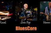 Super-concert BLUESCORE, la Doors Club