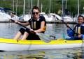 Plimbare cu CAIACUL, de 1 iunie, pe lacul Siutghiol, cu Dream Explorer