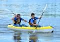 Aventura in caiac! Vino la o expeditie spre lacul Limanu, cu Dream Explorer