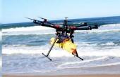 In acest an, plajele sunt supravegheate din aer de drone!