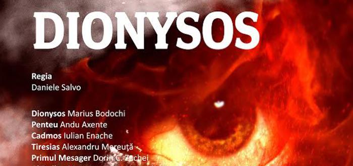 DIONYSOS, avanpremiera pe scena Teatrului de Stat