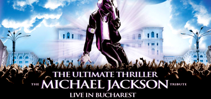 Piata Constitutiei, MICHAEL JACKSON – The Ultimate Thriller! Bilete disponibile