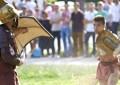 Parc cu tematica antica in Satul de Vacanta. Lupte de gladiatori, ateliere si tir cu arcul!