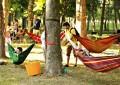 În parcul Tăbăcărie a fost deschis CERCUL VERDE! Un loc inedit pentru picnicuri şi timp liber în familie
