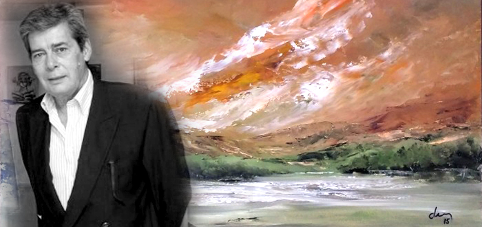 Un cunoscut artist spaniol isi expune lucrarile la Muzeul Marinei Romane