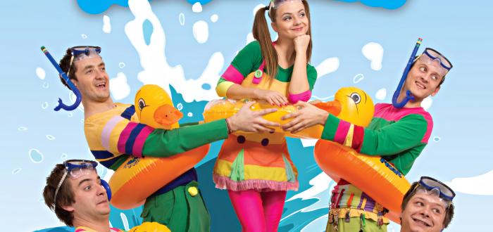 """""""La mare, la soare"""". Spectacol pentru copii cu Gaşca Zurli!"""