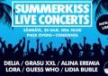 Guess Who, Delia, Grasu XXL, Lora, Lidia Buble! Concert SummerKiss în Piaţa Ovidiu
