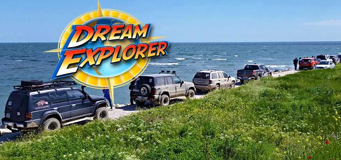 Aventură OFF-ROAD cu Dream Explorer! Constanţa – Tyulenovo (Bulgaria)
