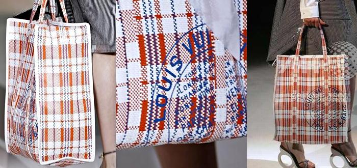 Paporniţă de lux! Cât costă o geantă de RAFIE marca Louis Vuitton