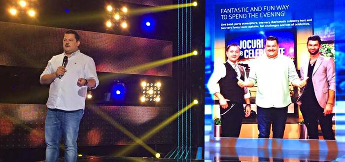 Emisiune nouă la PRO TV, cu Bobonete, Ipate și Strunilă: JOCURI DE CELEBRITATE