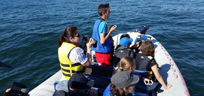 Plimbări pe Marea Neagră de Ziua Marinei, cu Dream Explorer