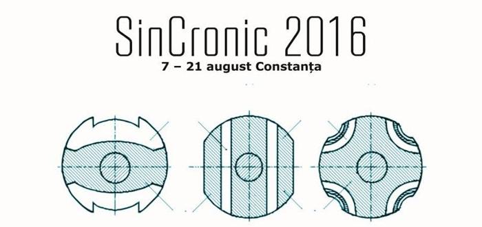 Ceramică, sculptură şi tehnologie! SinCronic 2016 – un proiect unic de artă la Constanţa