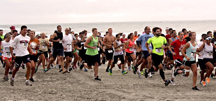 BEACH RUN la Mamaia! Vino să alergi şi să te distrezi
