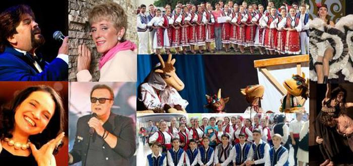 Daminescu, Cotabiţă şi Stela Enache la Festivalul Verii 2016. Află PROGRAMUL COMPLET