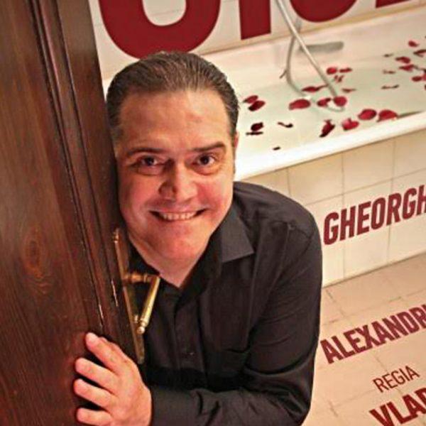 GIGEL, un one-man show cu Gheorghe Ifrim, la Harlequin!