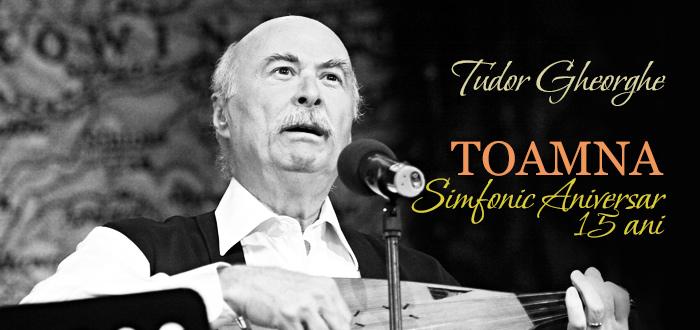 TUDOR GHEORGHE, concert aniversar la Constanţa