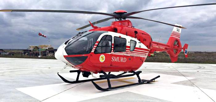 Baza Aeromedicală SMURD, inaugurată la Constanța
