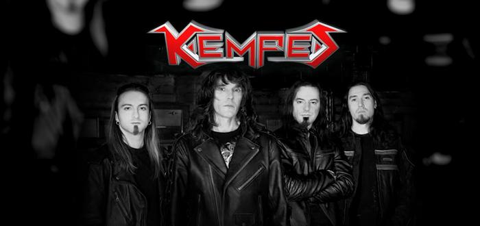 Concert KEMPES, la club Doors