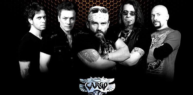CARGO VINYL, concert lansare de album, la Doors