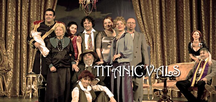 TITANIC VALS! Comedia a lui Muşatescu, la Teatrul de Stat